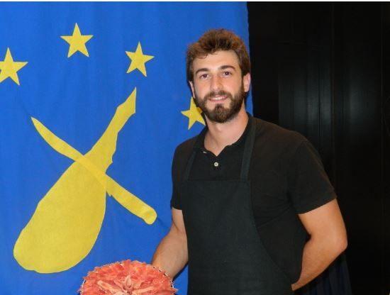 Roberto Pérez, Sevilla, Cortador Profesional de Jamón