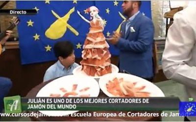 ¿CUÁNTO COBRA UN CORTADOR DE JAMÓN?